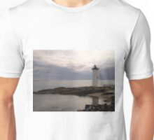 Portsmouth Lighthouse - Concord, NH Unisex T-Shirt