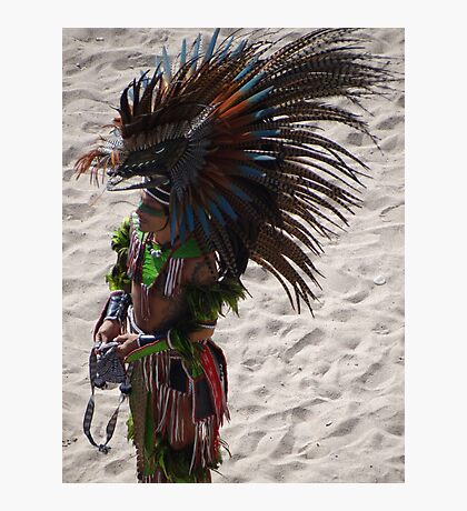 Warrior - Guerrero Photographic Print
