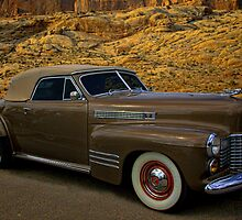 1940 Cadillac Convertible by TeeMack