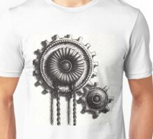 Twin Cogs - #11 Unisex T-Shirt