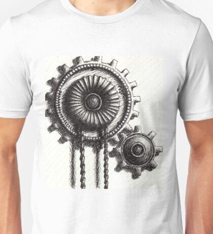 Twin Cogs - #11 Unisex T-Shirt