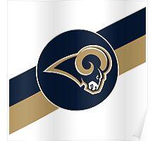 St. Louis Rams Poster