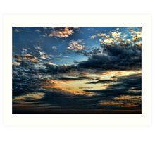 Cloud 20120130-88(2) Art Print
