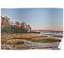 Upnor Castle From The Foreshore Poster