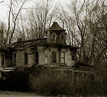 Decay in Sepia by GloverGeek