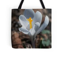 The Day of the Crocus Tote Bag