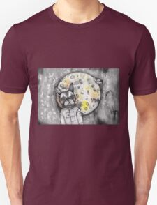 Boston Moon Unisex T-Shirt