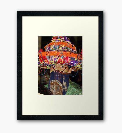 Moor - Moro Framed Print