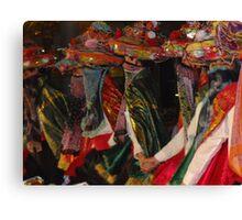 Dancing Moors - Moros Bailando Canvas Print