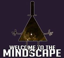 Welcome to The Mindscape -Golden by schrebelka