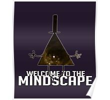 Welcome to The Mindscape -Golden Poster