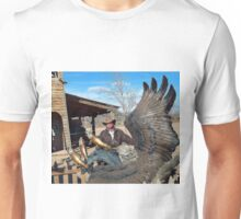 Cowboys and Eagles Unisex T-Shirt