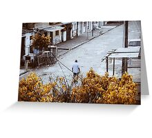 Loneliness. Greeting Card