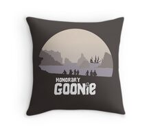 Honorary Goonie Throw Pillow