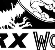 SUBARU WRX WORLD Sticker