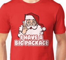 Christmas - Santa's Big Package Unisex T-Shirt