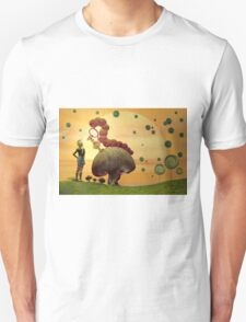 Alice and the Caterpillar T-Shirt