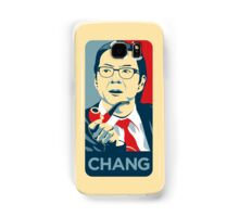 Chang We Can Believe In (Community) Samsung Galaxy Case/Skin