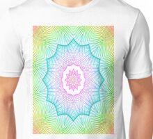 Spiro generated Kaleido Unisex T-Shirt