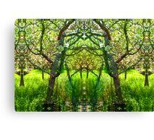 Fairy Arbor Canvas Print