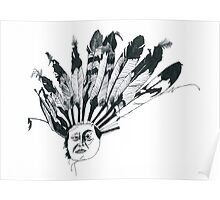 Indian Chief Poster
