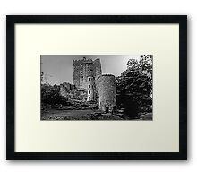BLARNEY CASTLE,   COUNTY CORK,  IRELAND............! Framed Print