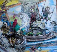 Childhood by Douglas Manry