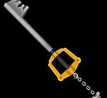 Kingdom Key! by Alex Decimelli
