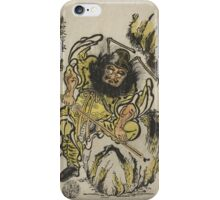 Japanese Ghost Slayer iPhone Case/Skin