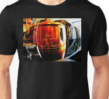 Beer: the way to a man's heart Unisex T-Shirt
