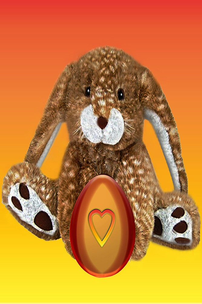 ❀◕‿◕❀EASTER BUNNY EGG OF LOVE❀◕‿◕❀ by ✿✿ Bonita ✿✿ ђєℓℓσ