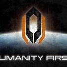 Humanity First by bookalicious