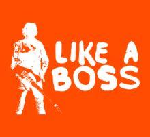 Like a Boss Kids Clothes