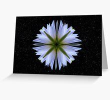 Emissary of Light Mandala Greeting Card