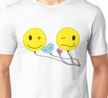 Smiley Tits.  Unisex T-Shirt