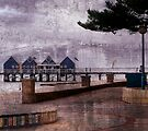 Busselton Jetty # 2 by Lynda Heins