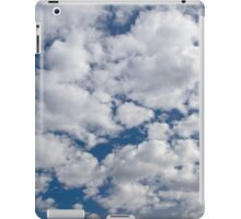 Summer sky. iPad Case/Skin