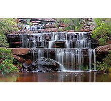 Falls of the Bush Photographic Print