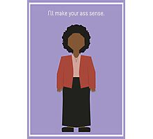 "Shirley Bennett: ""Sense"" Photographic Print"