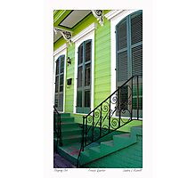 New Orleans French Quarter Photographic Print