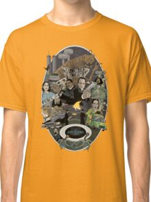 The Men in Back Movie style poster Classic T-Shirt