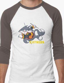 Catniss Men's Baseball ¾ T-Shirt