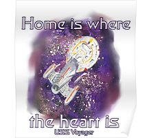 Home is where your heart is.. Poster