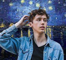 Troye Van Gogh edit by Molly Smith