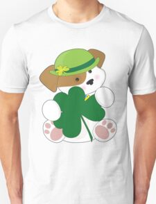 Cute Puppy St Pats T-Shirt