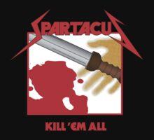 Spartacus - Kill'em All T-Shirt