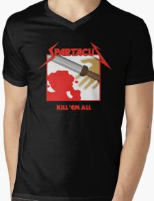 Spartacus - Kill'em All Mens V-Neck T-Shirt
