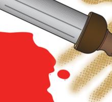 Spartacus - Kill'em All Sticker