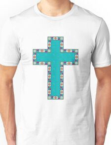 Easter Cross Unisex T-Shirt