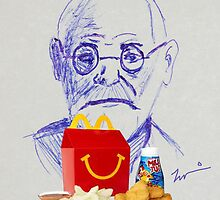 Freud & The Happy Meal by ☼Laughing Bones☾